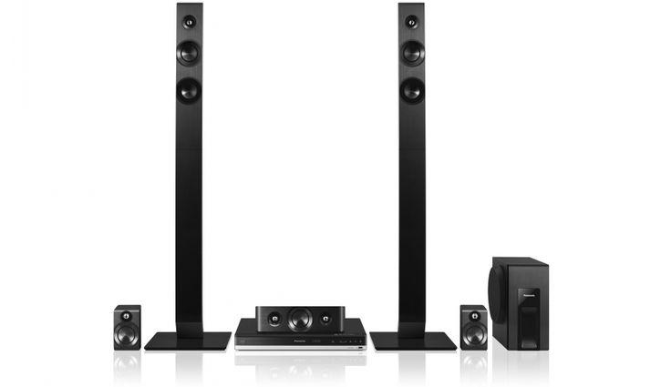#Panasonic SC-BTT465 - Nouvel ensemble Home-Cinéma 5.1 intelligent, Blu-ray Disc, NFC, Bluetooth !