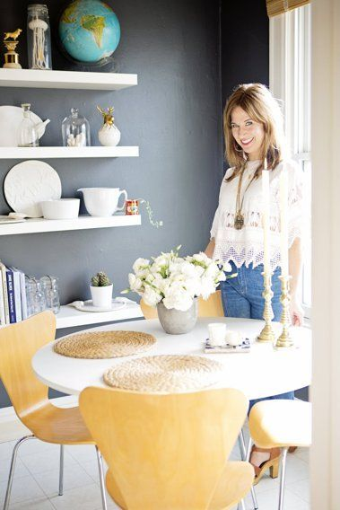 Sarah's Curio Filled Studio — House Tour   Apartment Therapy