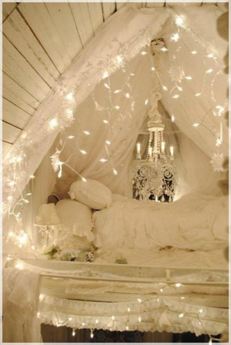 Under loft bed lighting ideas   best Decoración images on Pinterest  Tiny house on wheels