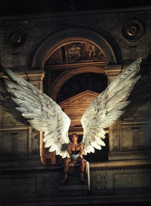 Angel Wings ...I like this shape.