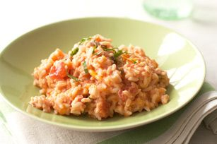 Delicious Mexican rice is fast and easy to cook at home.