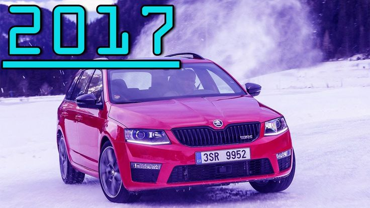 ►2017 Skoda Octavia RS 4x4 Combi AWD 6 Speed DSG Features First Drive Re...