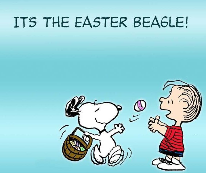 snoopy easter wallpaper - photo #12