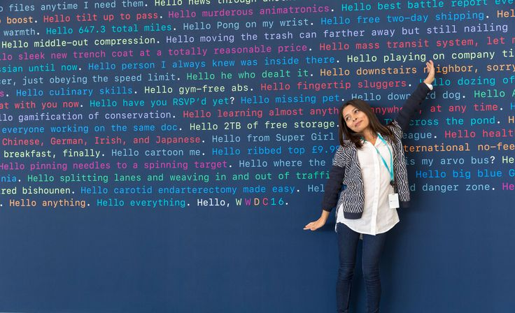 WWDC 2016 | Apple Developers Brand Swift Programming Language Concept | Award-winning Writing for Brand Experiences & Environments | D&AD