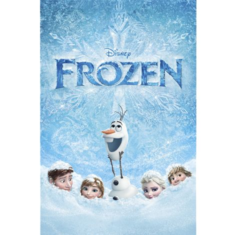 Frozen | Disney Movies  I want to see this I've heard its really good