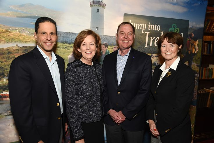 Tourism Ireland launches 2018 marketing plans in New York - Causeway Coast Community | North Coast News  ||  Tourism Ireland in the United States launched its marketing plans for 2018 yesterday (Thursday, 18 January) – at an event in New York attended by leading tour operators, travel agents and journalists from the tri-State area. Tourism Ireland will prioritise North America once again…