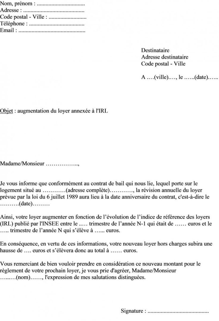 Lettre De Preavis Appartement Meuble Logement Non Newsindoco - davidreed.co | Appartement meublé ...