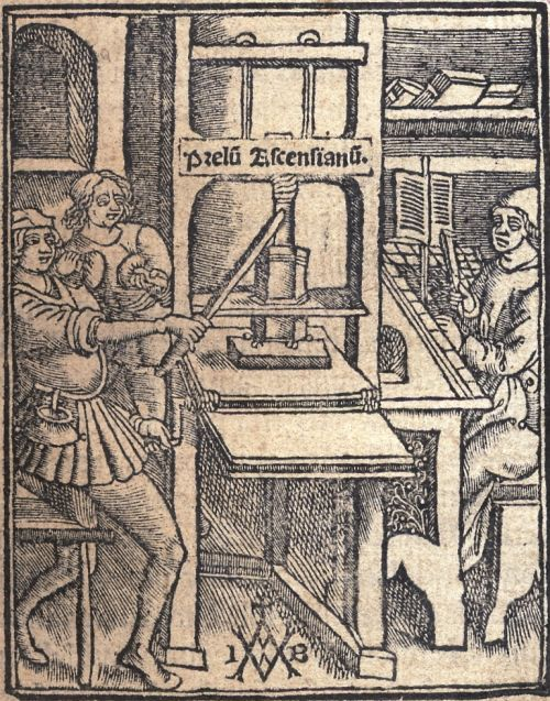 Geoffrey of Monmouth's History of the Kings of Britain, 1508.