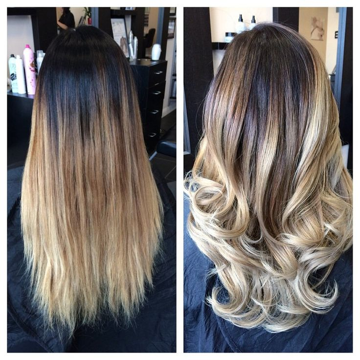 hair styles and colors best 25 balayage before and after ideas on 4083