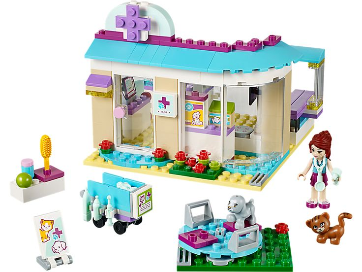 Vet Clinic. You can get this set from LEGO Shop for just $19.99