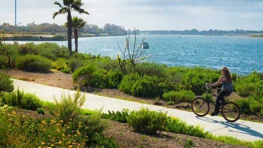San Diego Bike and Kayak Tours