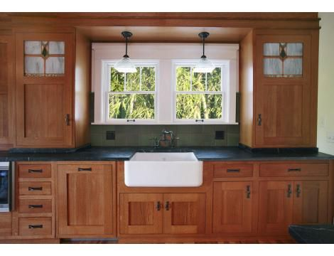 Mission Style Kitchen Cabinets The Craftsman Style Kitchen Cabinets Kitchen  Collections Concept
