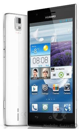 Huawei Ascend P2 - with LTE downloads of up to 150Mbps. If you have LTE..