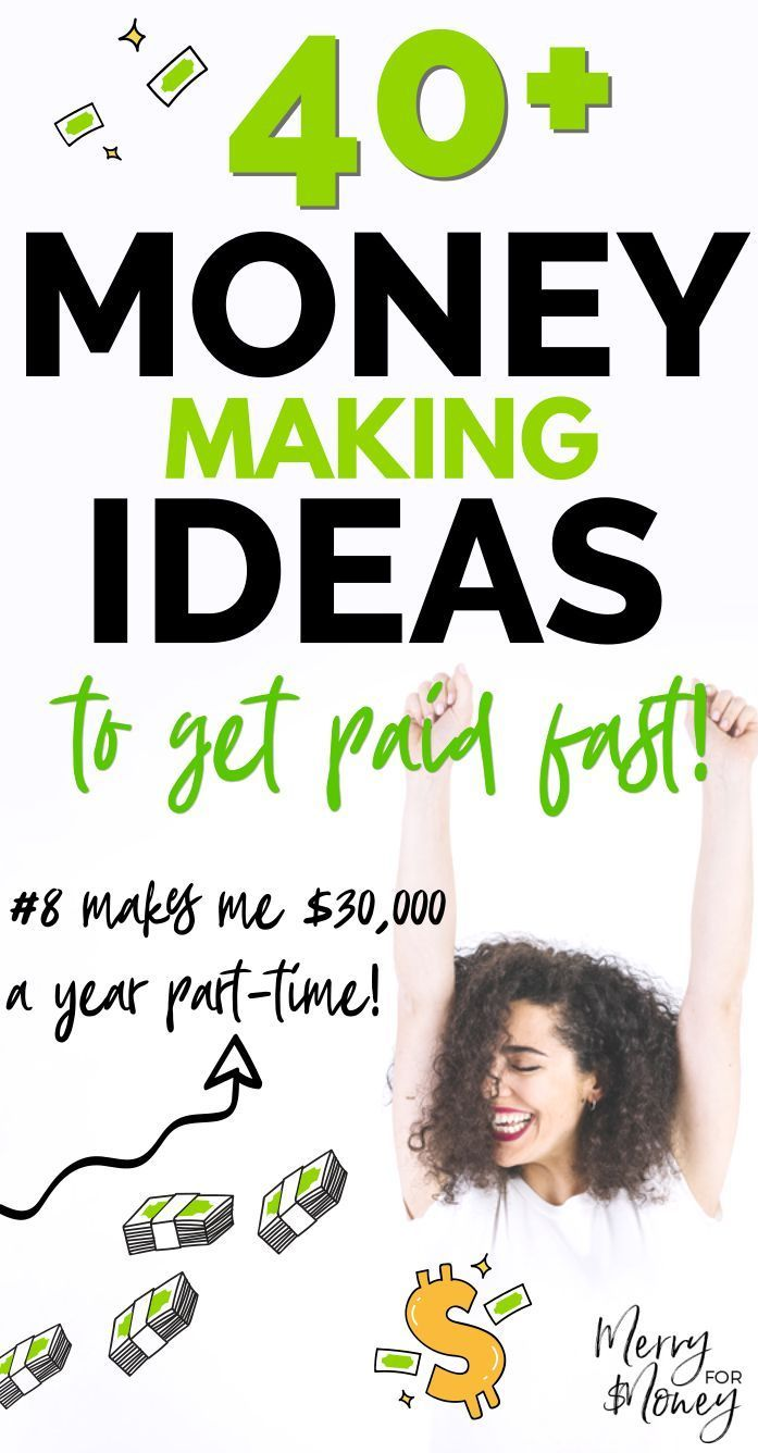 45+ Ways You Can Make Quick Cash Before Pay Day – How to Make Extra Money on the Side