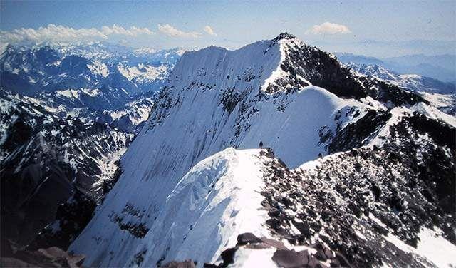 1988 Argentina-Chile, GSM | Grupo Salmantino de Montaña