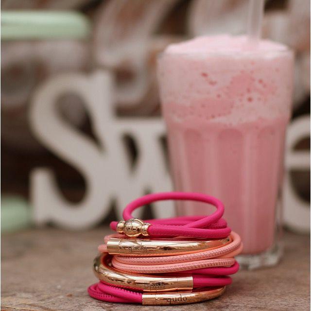 Qudo Pink Milkshake