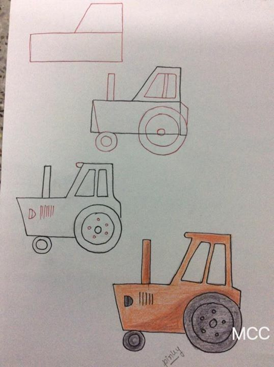 Easy tractor