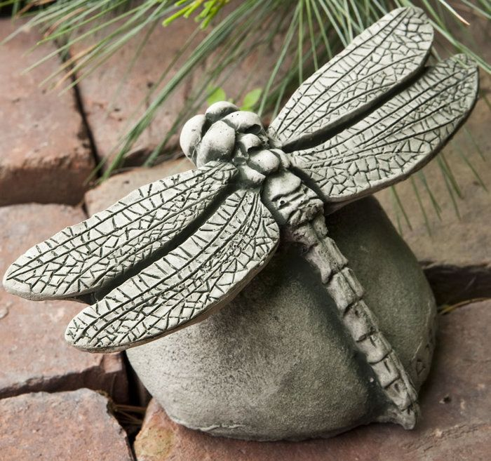 The Dragonfly Statue