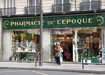La Pharmacie de l'Epoque, 47-49 Rue du Four, 75006 Paris, Paris 6ème Ardt