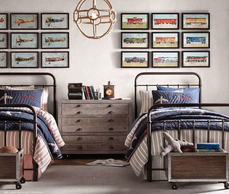 recopilando las mejores ideas para dormitorios juveniles