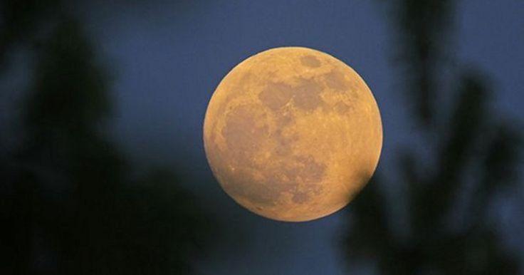 Notte di San Lorenzo: le stelle fanno spazio alla super-luna