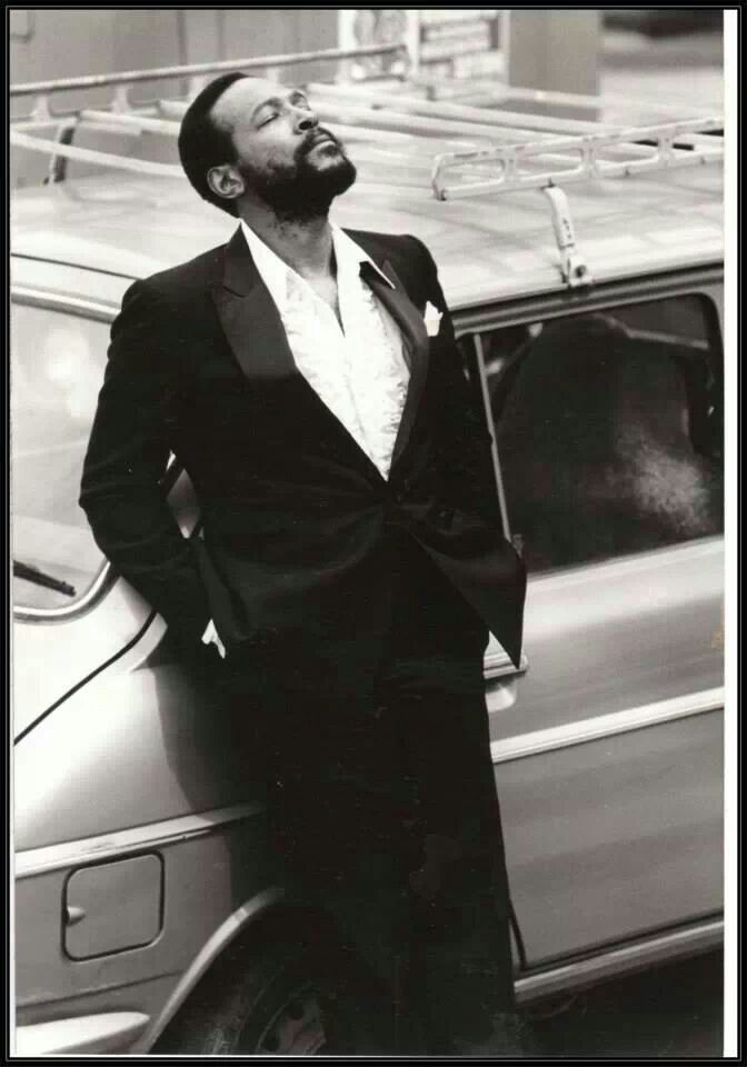 Marvin Gaye                                                                                                                                                     More