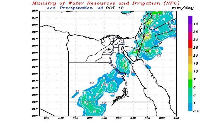 طقس سيء وأمطار غزيرة تضرب عدد من المناطق صباح اليوم والتنبؤ بالفيضان تعلن عن أماكن سقوط الأمطار اليوم وغدا خرائط Art Map Map Screenshot