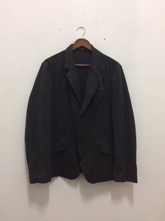 Yohji Yamamoto Yohji Yamamoto Blazer/Jacket Size m - Leather Jackets for Sale - Grailed