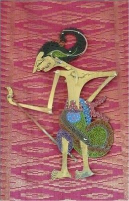 that artist woman: Wayang Kulit: How to Make Indonesian Shadow Puppets