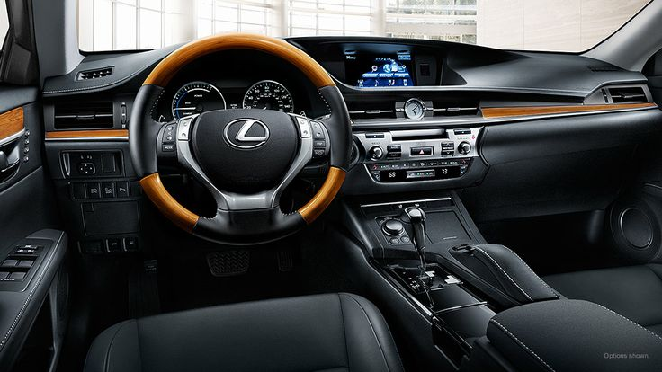 It's getting to be that time again.  I've vowed that my next car will be a hybrid.  Photo Lookbook: Full Screen Images of 2014 Lexus ES 350 & ES 300h Hybrid