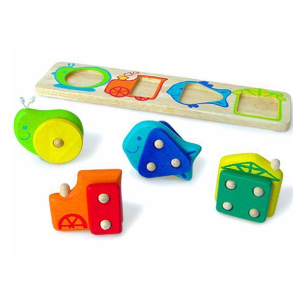 I'm Toy puzzel