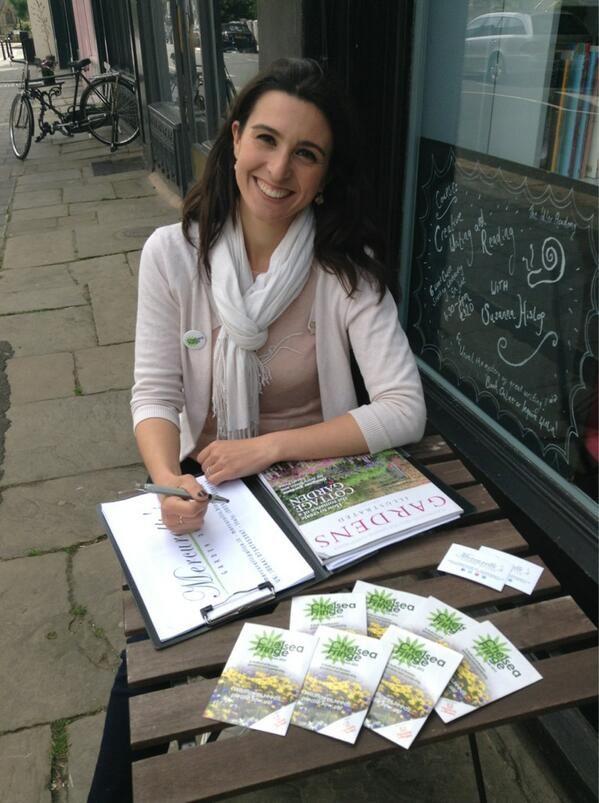 Garden Design Clinic: Free Design Consultations - @chelseafringe  and @klcschool event in Notting Hill