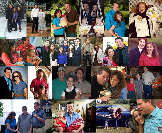 Duggar Family Blog: Updates and Pictures Jim Bob and Michelle Duggar 19 Kids and Counting TLC: Duggar Dad Turns 50