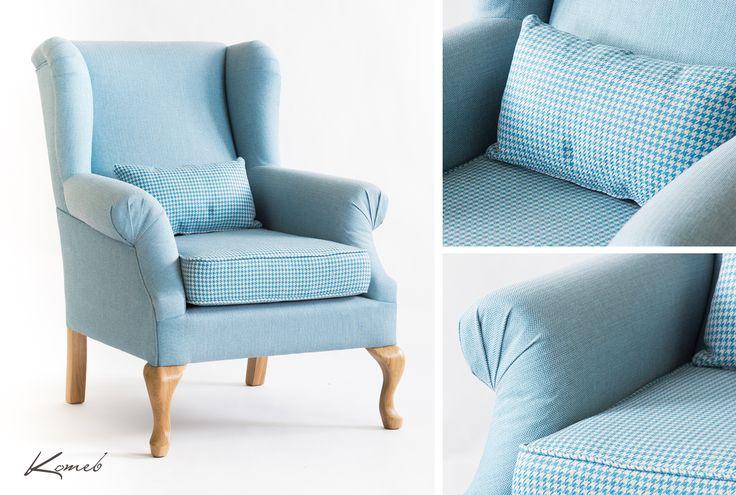 Armchair Roland / Fotel Roland  #komeb # meble #fotel #armchair #chair #wnętrze #pokój dzienny #livingroom #aranżacja #urządzanie #inspiracje #projektowanie #projekt #pomysł #design #room #home #meble #pokój #pokoj #dom #mieszkanie #jasne #oryginalne #kreatywne #nowoczesne #proste #wypoczynek #HomeDecor #fruniture #design #interior #naturalne