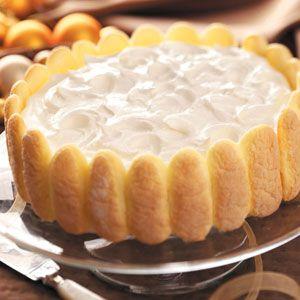ladies jackets White Chocolate Dream Torte  Recipe