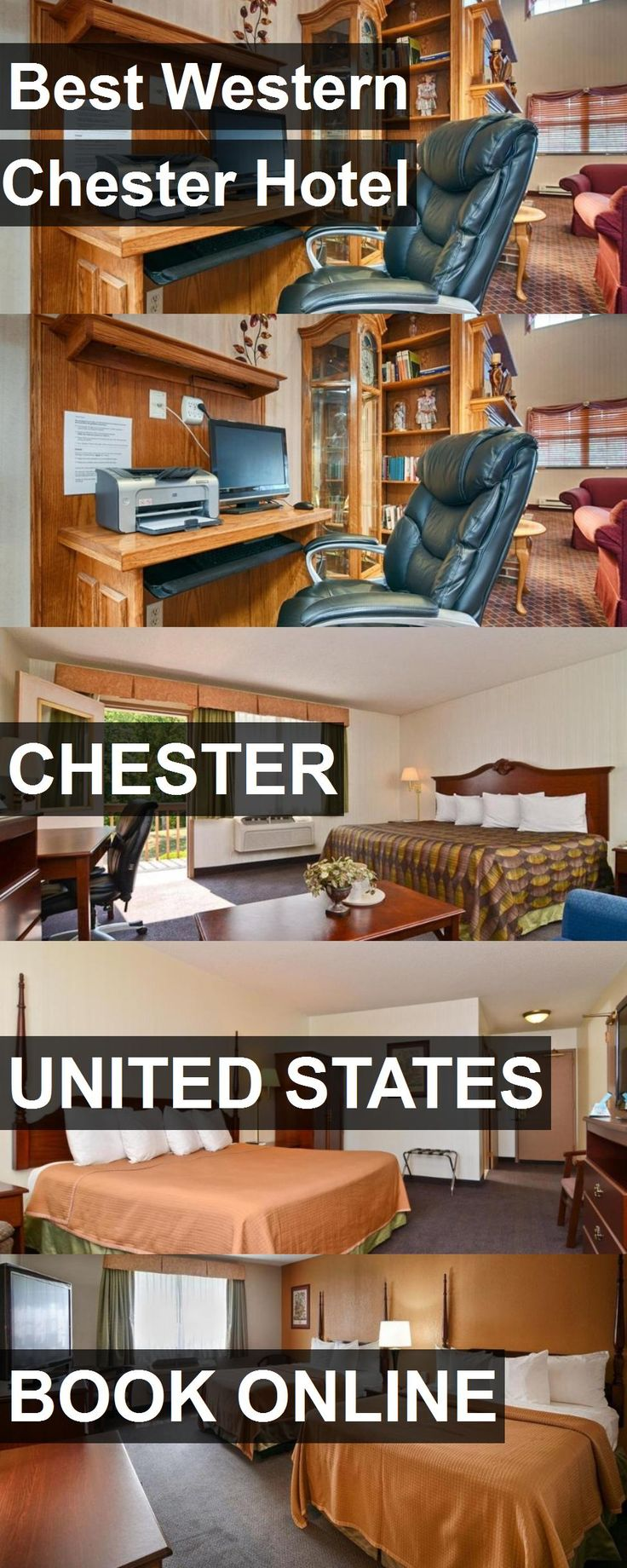 Hotel Best Western Chester Hotel in Chester, United States. For more information, photos, reviews and best prices please follow the link. #UnitedStates #Chester #BestWesternChesterHotel #hotel #travel #vacation