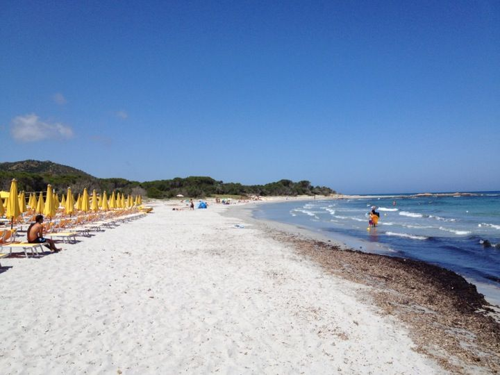 Spiaggia Cala Ginepro, Orosei, Sardegna