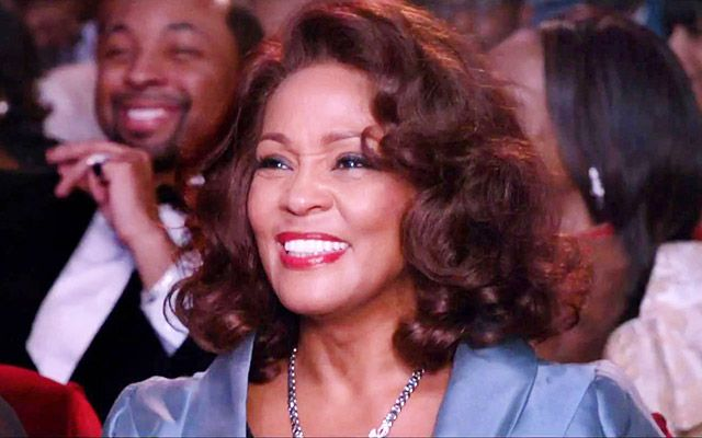 """Whitney Houston in""""Sparkle"""""""