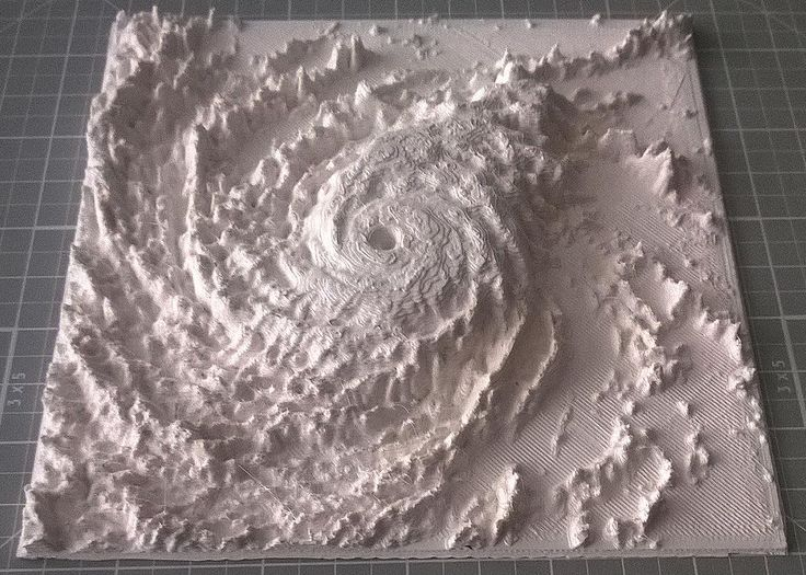 3D Print a Hurricane – NASA Puts Files For 3D Printable Model of Hurricane Julio Online http://3dprint.com/15016/3d-print-hurricane-julio/