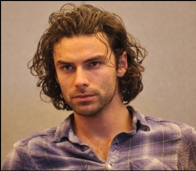 "Aidan Turner (Kili). AHHH it's John Mitchell from ""Being Human""!!!!!!!! (British version.) I am so in love. Mostly because he is in ""The Hobbit""."