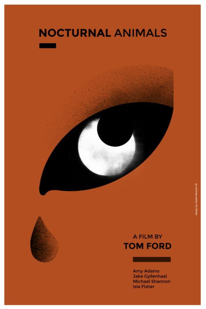 Nocturnal Animals Alternative Movie Poster