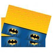 Batman Doğum Günü Masa Örtüsü 120x180cm Ebatında