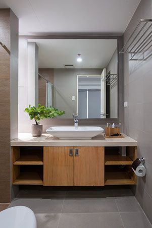 DIY Design for a Three-Bedroom Condo in Mandaluyong & 62 best ID images on Pinterest | Bathroom ideas Apartment ... azcodes.com