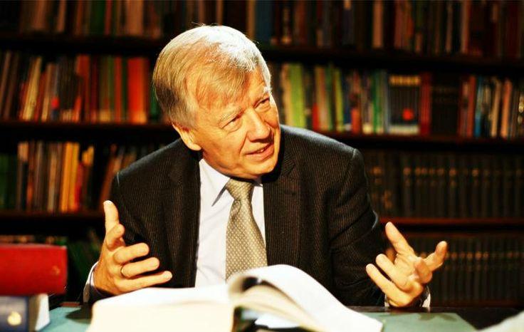 Prof. Jan Miodek został 24 czerwca honorowym obywatelem Wrocławia! #Wroclaw