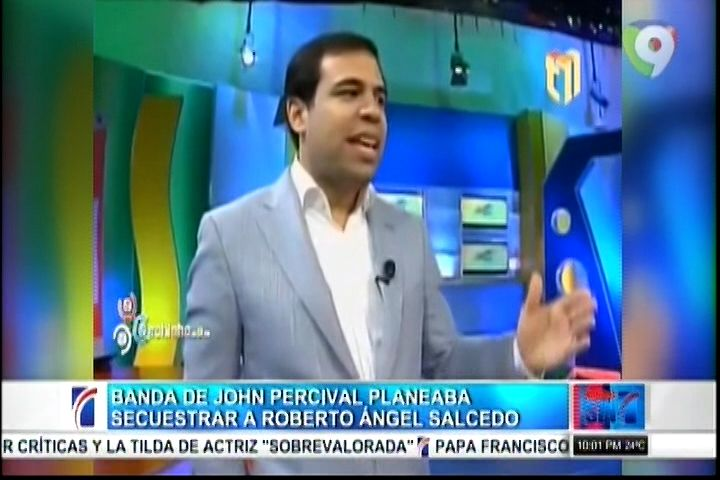 Brayan Félix Paulino Revela Planeaban Secuestrar A Roberto Ángel Salcedo