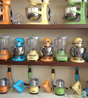 KitchenAid Fresh New Colors