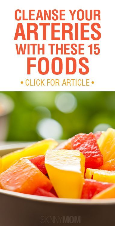 Cleanse Your Arteries With These 15 Foods Health Low Calorie Fruits And Honey