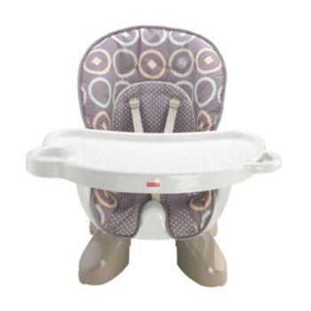 Fisher Price SpaceSaver High Chair Luminosity Baby