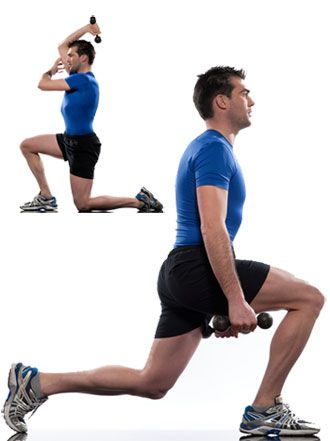 Upper Thigh and Buttocks Exercises ...how to get toned thighs
