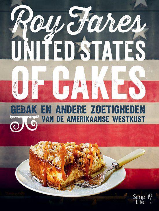 Gebak en andere zoetigheden van de Amerikaanse westkust Meesterbanketbakker Roy Fares heeft een passie voor Amerikaans gebak. En nergens is het gebak zo fantastisch als in Los Angeles. In United States of Cakes vind je Roy's allerbeste recepten voor overheerlijke Cupcakes, Cake pops, Cheesecakes, Bundt cakes, Donuts, Pop tarts, Blondies, Cookies, Brownies, Pies, Rocky road, Fudge, Snickerdoodles, Berry Bars en nog veel meer zoete lekkernijen...